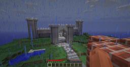my amazing kingdom Minecraft Map & Project