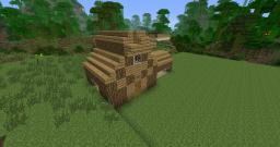 My Server Spawn House Minecraft Map & Project