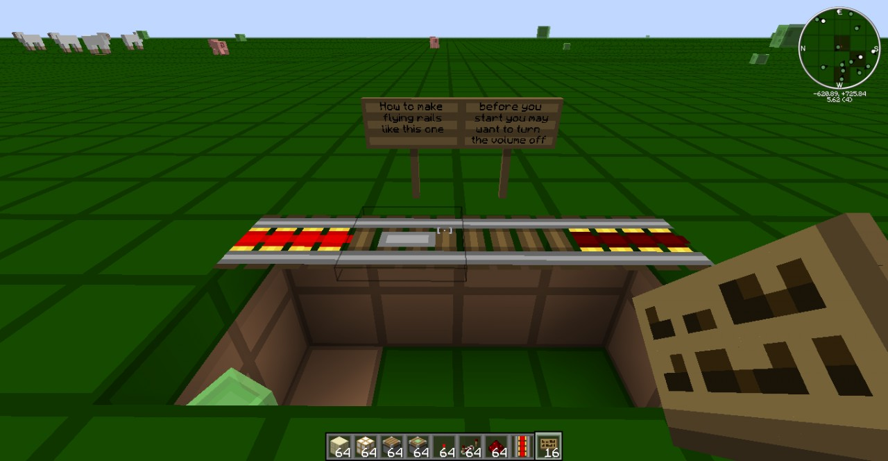 An exhaustive guide to using minecarts in minecraft « minecraft.