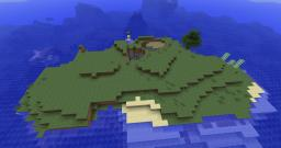 Survival Island [Updated] Minecraft Map & Project