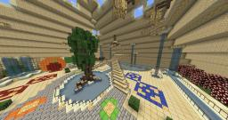Pyramid Spawn Point Minecraft Map & Project