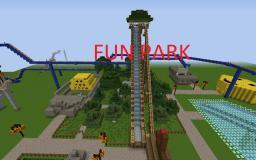 Fun Park Minecraft Map & Project