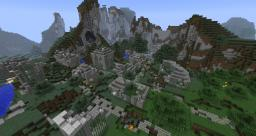 District 13 (The Hunger Games) Minecraft Map & Project