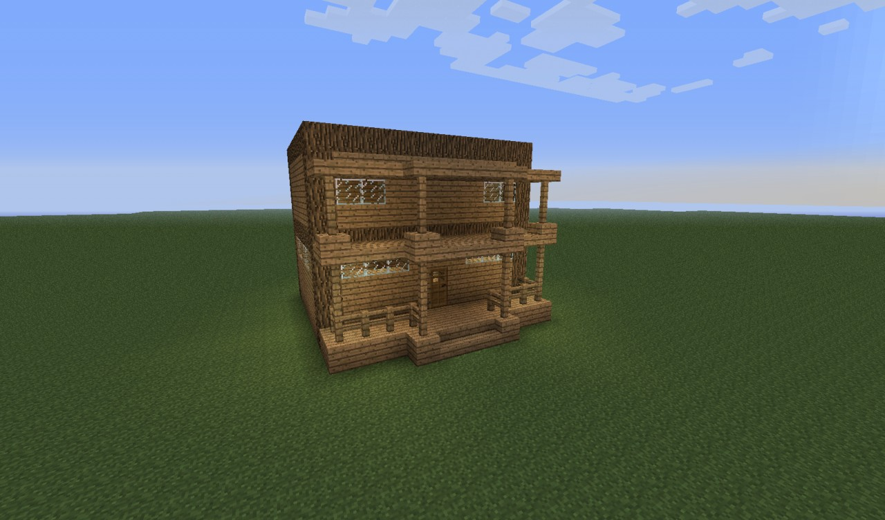 Good House Minecraft Project
