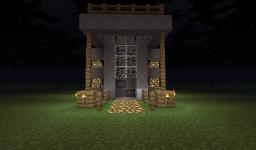 WORKING PISTON ELEVATOR 1.3.2 Minecraft Map & Project