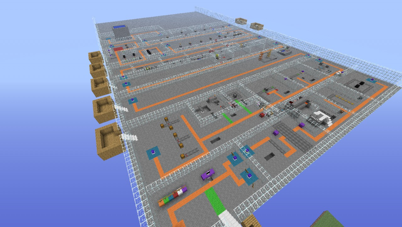 Power craft tutorial demo map news updated 5 1 13 for Mine craft free demo