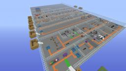 Power Craft Tutorial Demo Map - News Updated - 5/1/13 Minecraft Map & Project