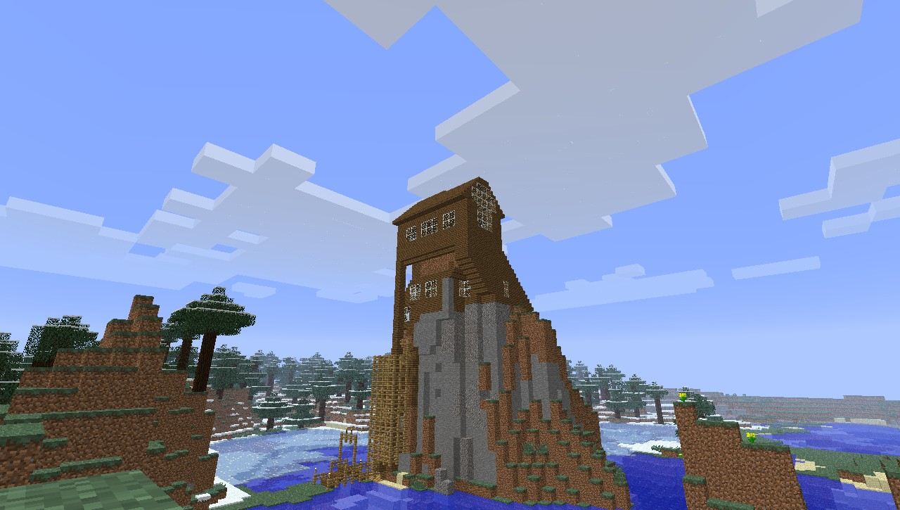 The hill house minecraft project - House on the hill 2012 ...