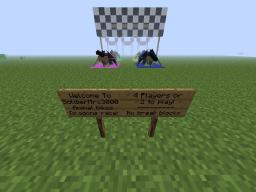 Animal bikes dragons race map! Minecraft Map & Project