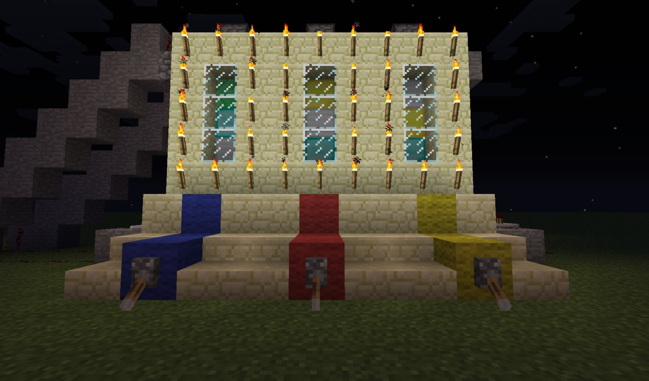 slot machine in minecraft