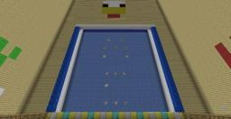 Stop The Chicken! Minigame Minecraft Map & Project