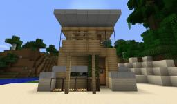 6x6 Little House by iExplodez Minecraft Map & Project
