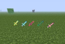 Better Weapons Minecraft Texture Pack