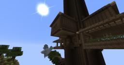 Oakwood Forest Villa Minecraft Map & Project