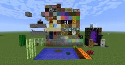 Used Texture Pack Minecraft Texture Pack