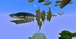 The Battle For Kizeron [Sky Limit Contest] Minecraft Map & Project