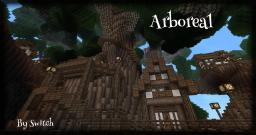 Arboreal ( Sky Limit Contest ) Minecraft Map & Project