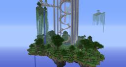 Sky Limit Contest Entry - Ascent of the Olympiad Minecraft Map & Project
