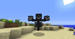 Spawn Wither Boss Mod | Snapshot 12w34b Minecraft Mod