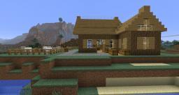 Starter home♥ Minecraft
