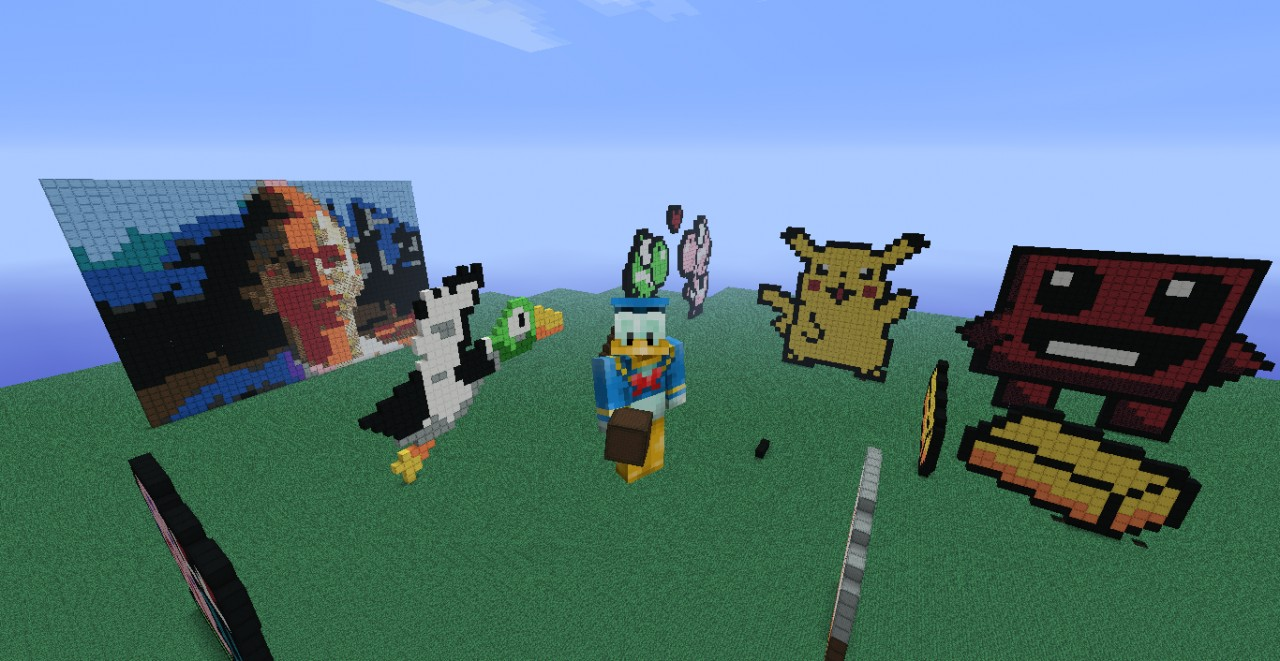 Chicken Face Minecraft Pixel Art Minecraft Blog