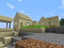 1.3.2 Sandstone villages! Minecraft Blog Post