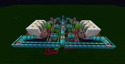 Scissors Paper Rock on Redstone! Minecraft