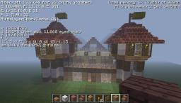 Mansion Le Goog [WIP] Minecraft Map & Project