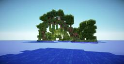 EPIC TERAFORMED ISLANDS 1.3.2 Minecraft Project