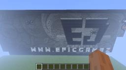 CyaNideEPiC Minecraft Map & Project