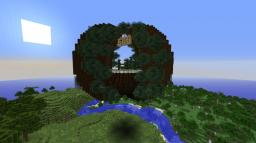 Ring Forest Arena   iPodmail Minecraft Map & Project