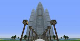 5 Towers Minecraft Map & Project