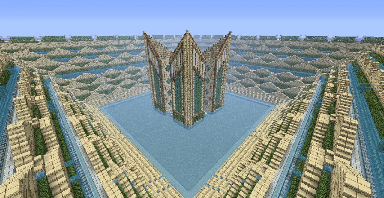 how to find the desert temple minecraft