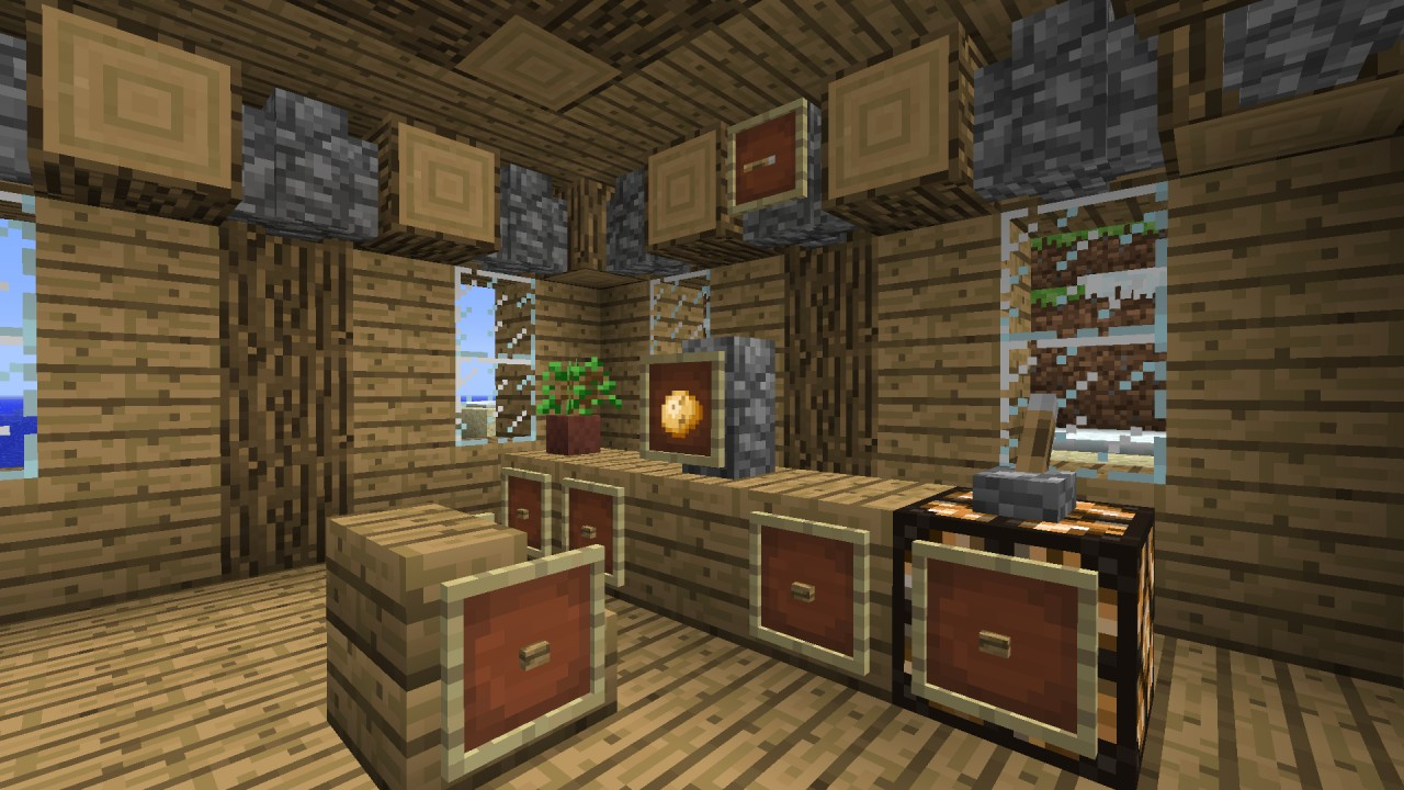 Pics For Gt Minecraft Furniture Ideas