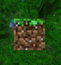 Grass Block Minecraft Project