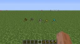 More Weapons Mod! v0.3 MC - 1.3.2 {DISCONTINUED} Minecraft Mod