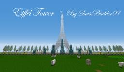 Eiffel Tower - Paris Minecraft Map & Project