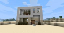 small minecraft house (8X8) Minecraft Map & Project