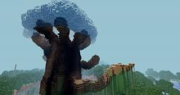 Tree of Ice, Mahtan Cúthalion  DOWNLOAD Minecraft Map & Project