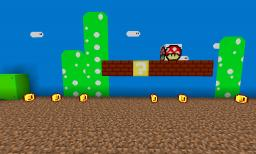 Mario Craft Minecraft Texture Pack