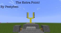 Minigame: The Extra Point! Minecraft Map & Project