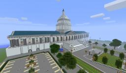 Nelsonton Capitol Minecraft Map & Project