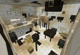 ESCAPE: Aperture Science Minecraft Map & Project