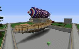Lady America Minecraft Map & Project