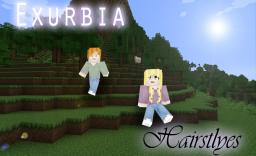 Exurbia Hairstyles (Skin Hairstyle Shop) Minecraft Blog Post