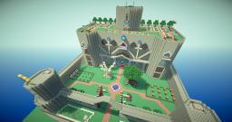 Castle Pendragon 1.0 Minecraft Map & Project