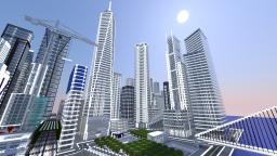 NY New World Trade Center Complex Minecraft