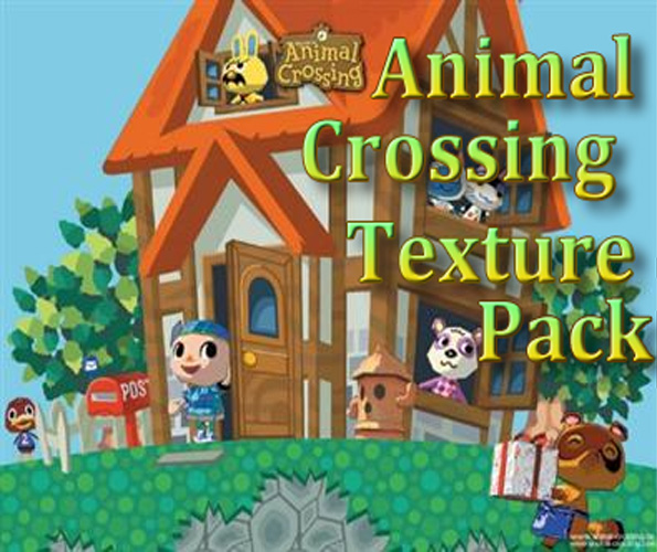 Animal Crossing 1.4.7 Texture