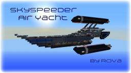 Tri-Jet Skyspeeder Minecraft Map & Project