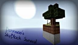 Bennsee's SkyBlock Survival Minecraft